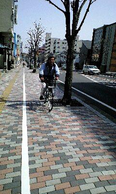 自転車社会実験25
