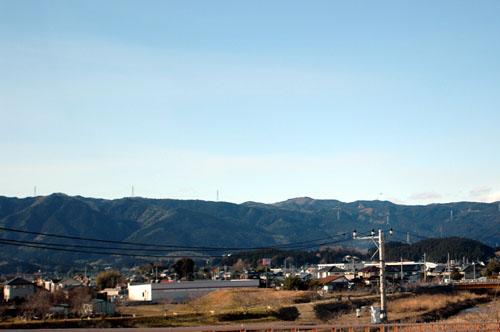 阿武隈山脈