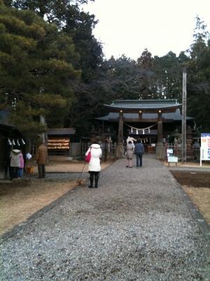 蒲生神社110101