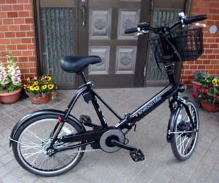 エネーループバイク