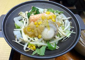 鮭ちゃんちゃん焼