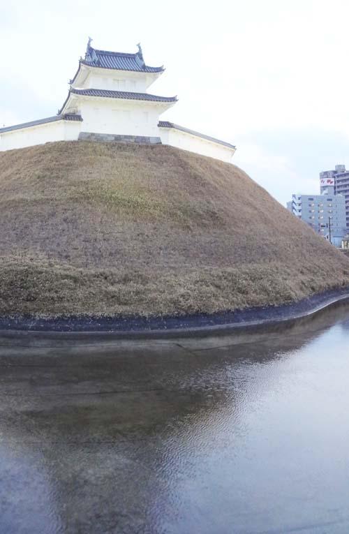 宇都宮城本丸清明台櫓