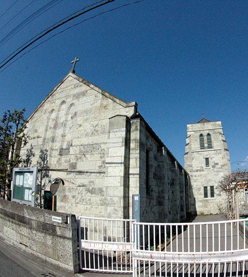 聖ヨハネ教会礼拝堂