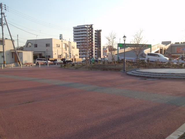 港町公園イオン側