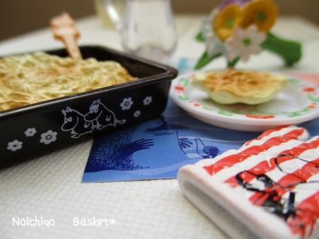ムーミンキッチン☆