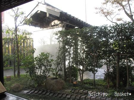 窓からの景色♪