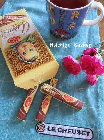 ロシアのチョコレート★