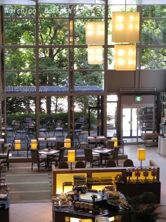 Hotel lunch♪