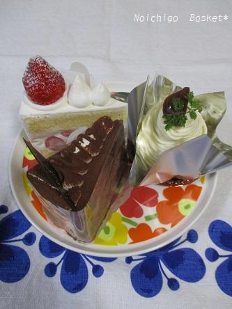 差し入れケーキ♪