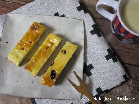 チーズケーキ3種♪