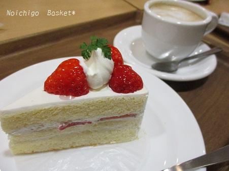 苺のショートケーキ♪