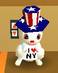 ニューヨークに行きたいかー!!