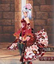桜花が似合う