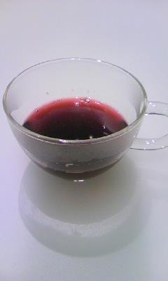 ホットワイン風