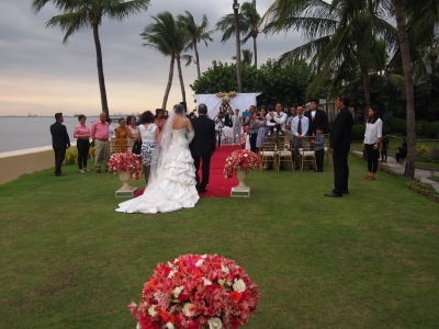 マニラ結婚式