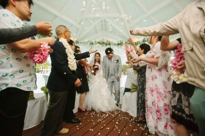 リゾート結婚式