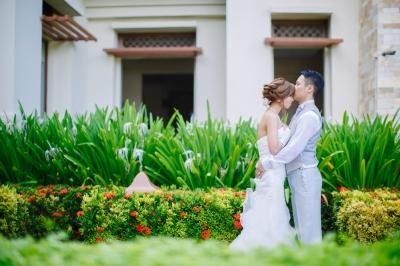 セブ 結婚式