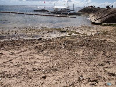 マクタン公共ビーチ