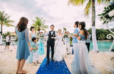 セブ結婚式