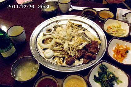 ソウル_焼き肉