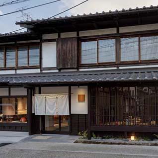 【SHOP-Japanese style】和風の店舗設計