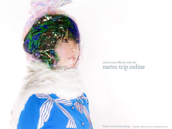 metro trip デザイン