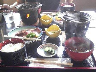 五郎八さんの牛タン定食B》