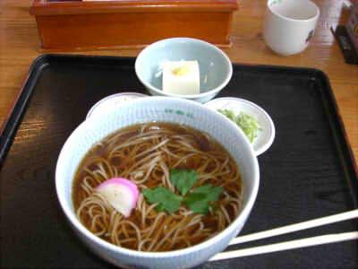 2009/08/30 蕎麦