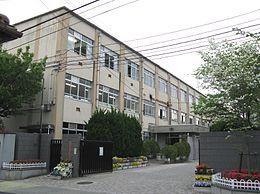 太秦中学校