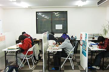 西院教室自習室