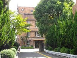 京都府立鳥羽高校外観