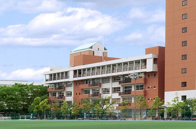 摂南大学外観