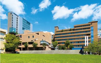 大阪工業大学外観