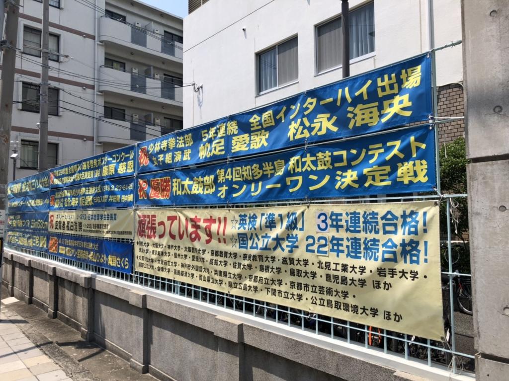 大阪高校の部活実績