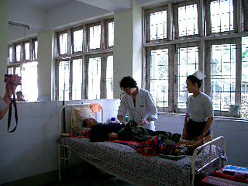 ミャンマーの医療を支援する会
