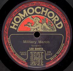 Sirota Homocord
