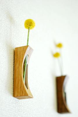 菅原さんの花器