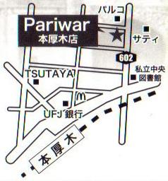 厚木店Map