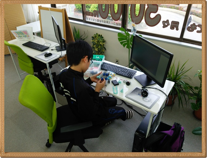 千葉県船橋市 ロボットプログラミング 子ども向け