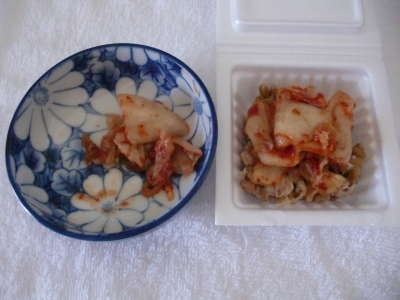 納豆キムチ5