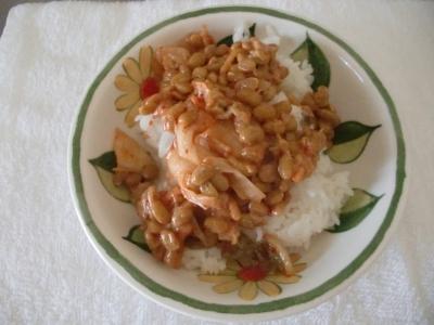 納豆キムチ9