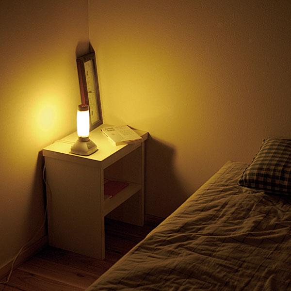 人感LEDセンサーライト(充電式)3