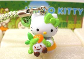 植樹キティ