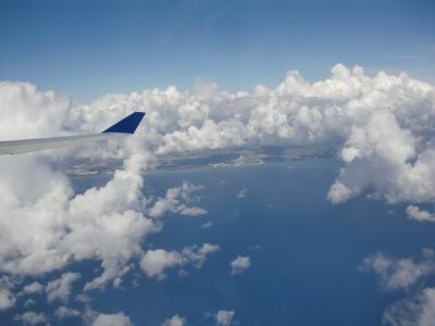 ハワイオワフ島上空写真6