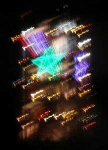 八戸セメントNSPタワーの幻想的な夜景8