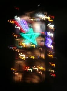 八戸セメントNSPタワーの幻想的な夜景9
