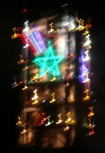 八戸セメントNSPタワーの幻想的な夜景10
