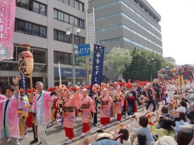 東北六魂祭フィナーレ1