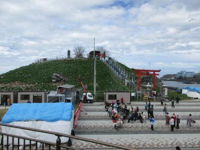 2016年蕪島祭り