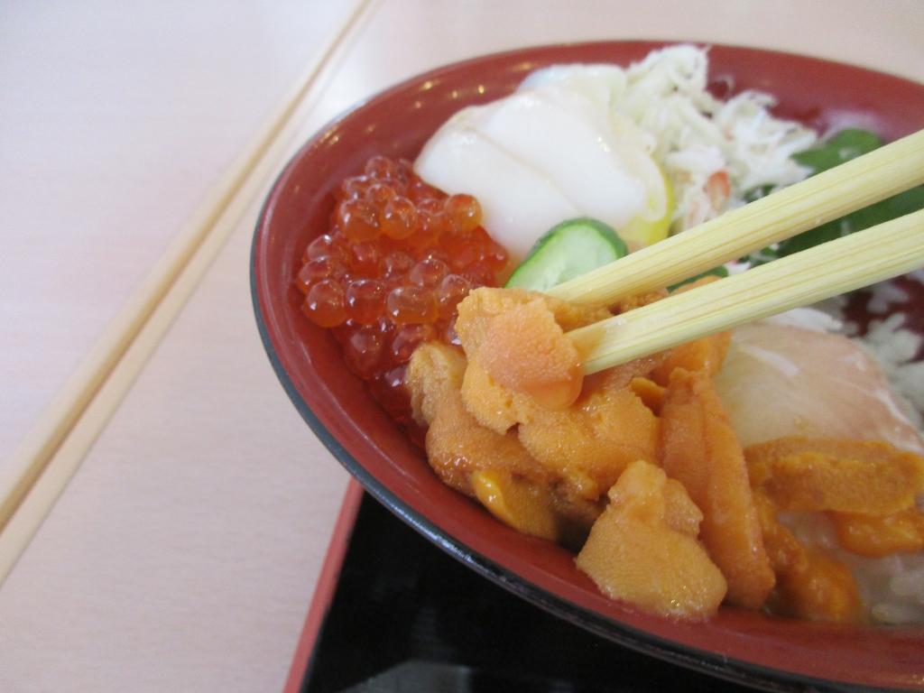 特選海鮮丼5